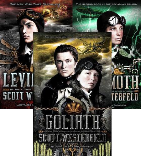 Leviathan Series - Scott Westerfeld
