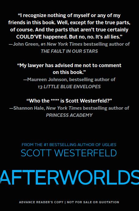 afterworlds ARC