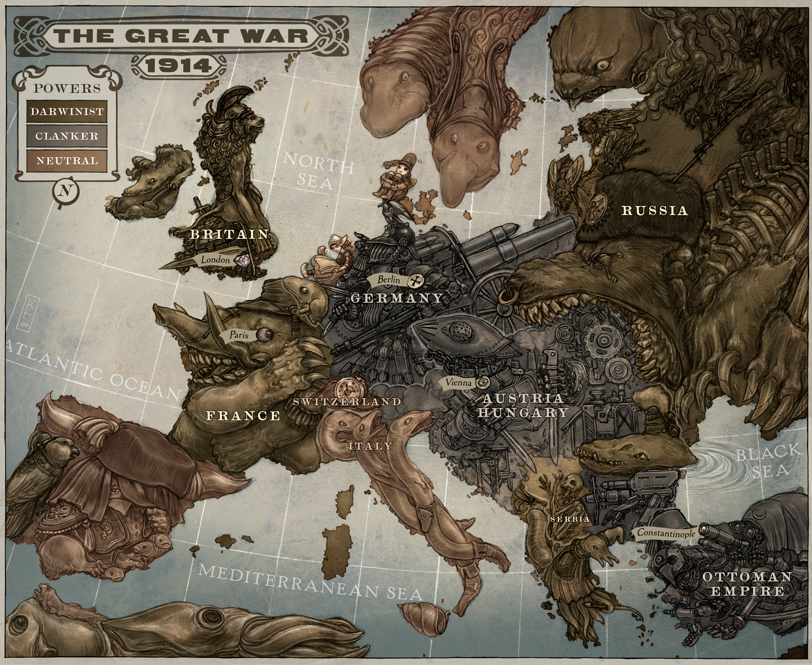 LeviathanGrandMap Leviathan Art The Grand Map