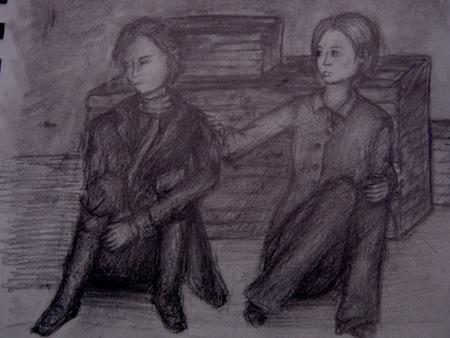 Alek and Deryn