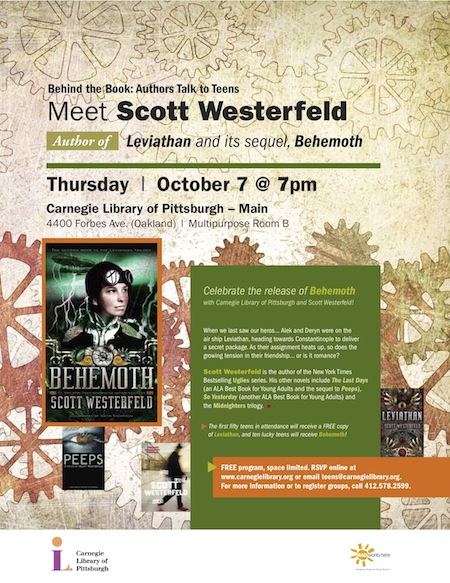 PROOF #2    westerfeld_poster